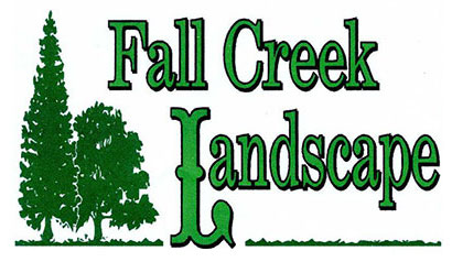 Fall Creek Landscape