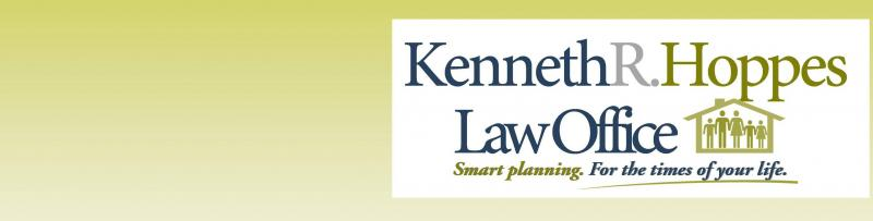 Kenneth R. Hoppes, Attorney-At-Law